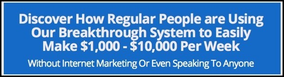 Make $1000 - $10,000 per week with Big Profit System.