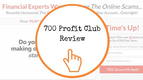 700 Profit Club Review