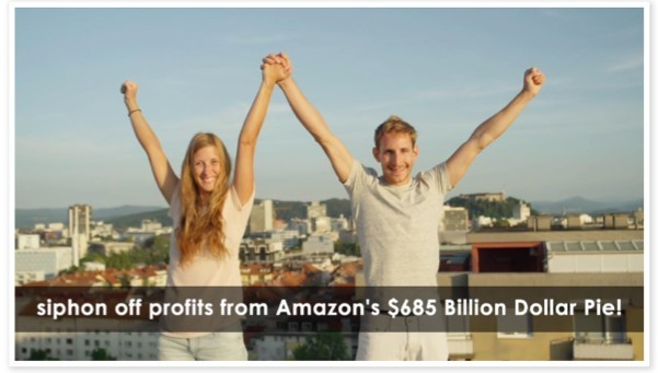 You can siphon profits from Amazon with Bulletproof Profits