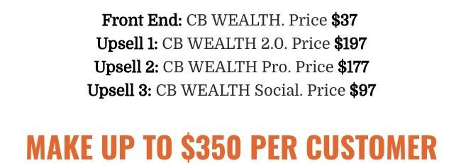 CB Wealth Upsells