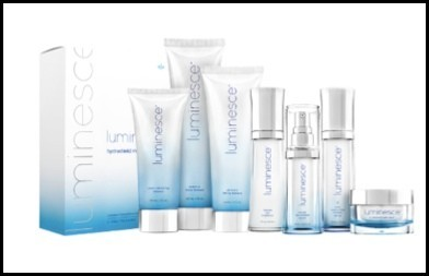 Luminesce line of products from Jeunesse.