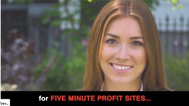 Five Minute Profit Sites Sam Smith