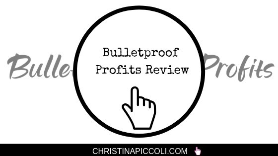 Bulletproof Profits Review