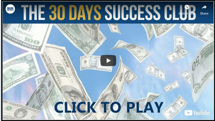 30 Day Success Club Sales Video