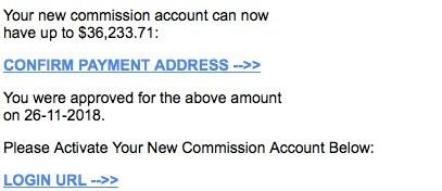 Fast Profits Email
