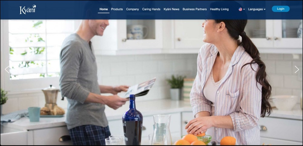 Kyani Homepage