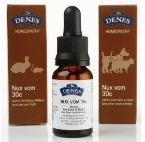 Nux Vomica for dogs