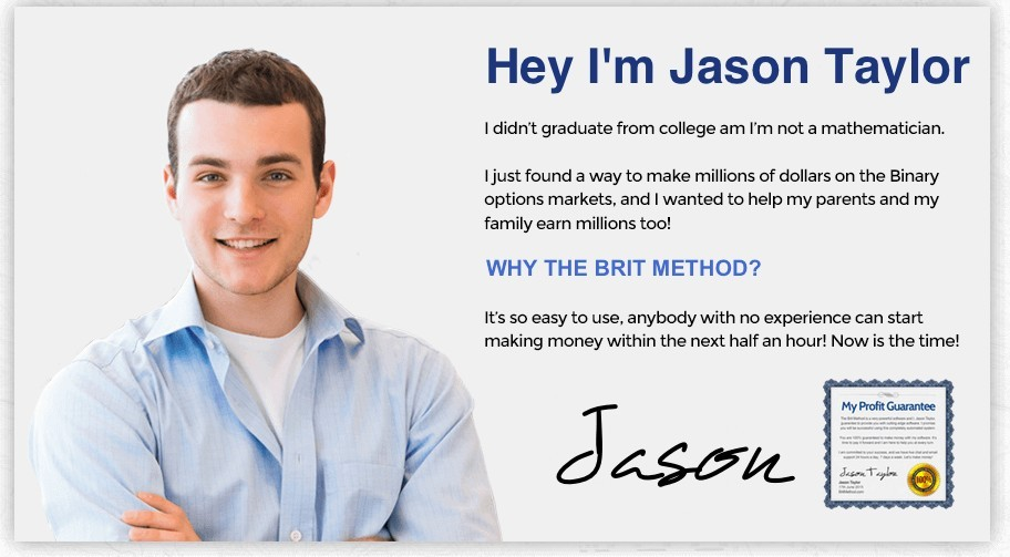 Brit Method founder Jason Taylor