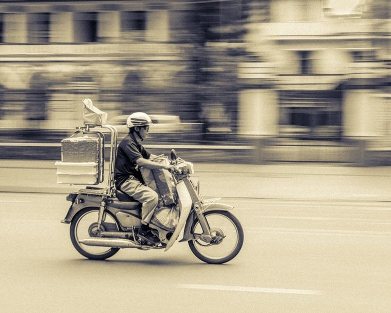Surely you'll want your website to load faster than a moped!