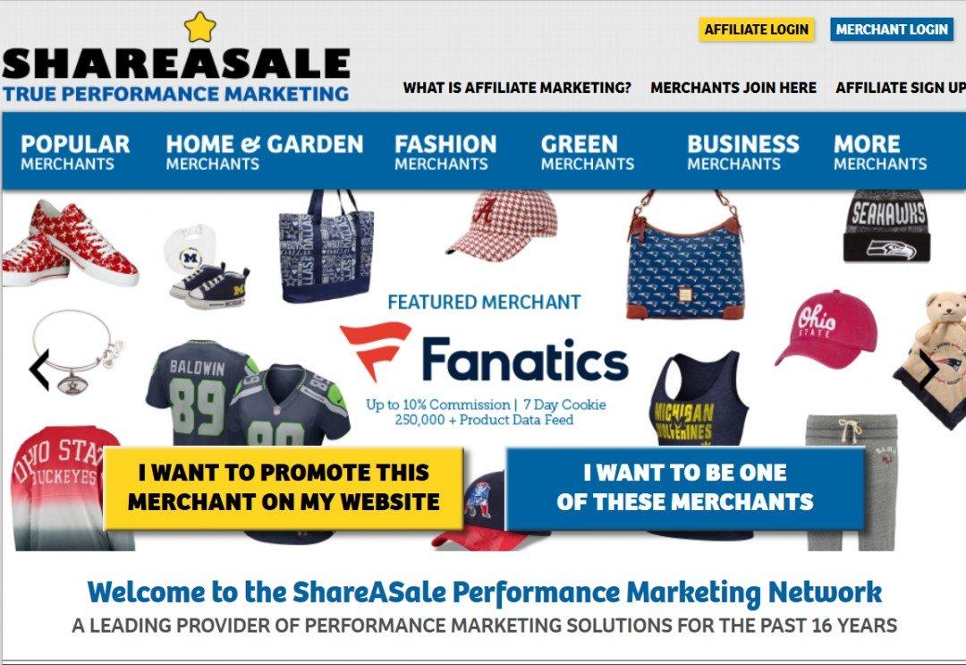 ShareAsale Affiliate Program Guide