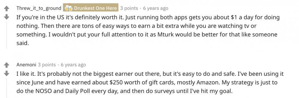 swagbucks reviews on reddit