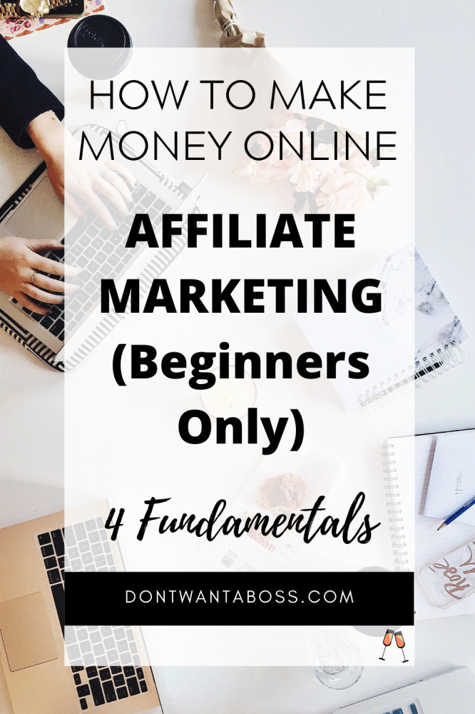 How to Make Money Online Affiliate Marketing - Beginners Only