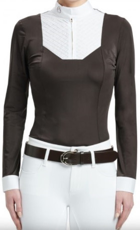 Luxurious Horse Riding Clothes - Laval Competition Shirt