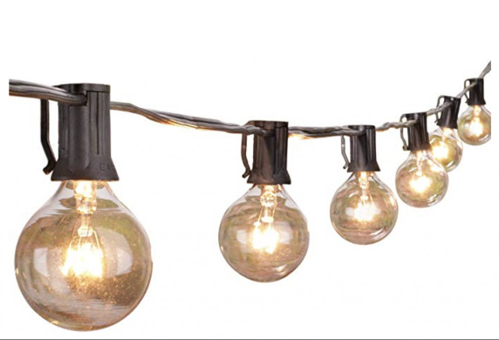Industrial String Lighting