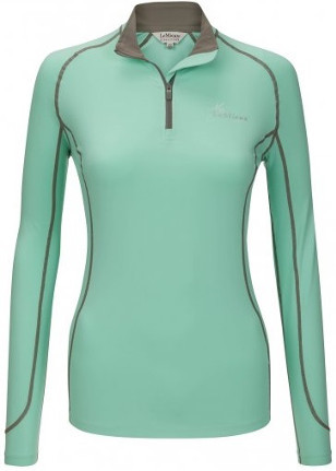 Mint Green Horse Riding Base Layer