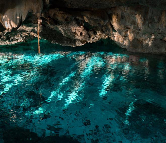 puerto morelos cenotes