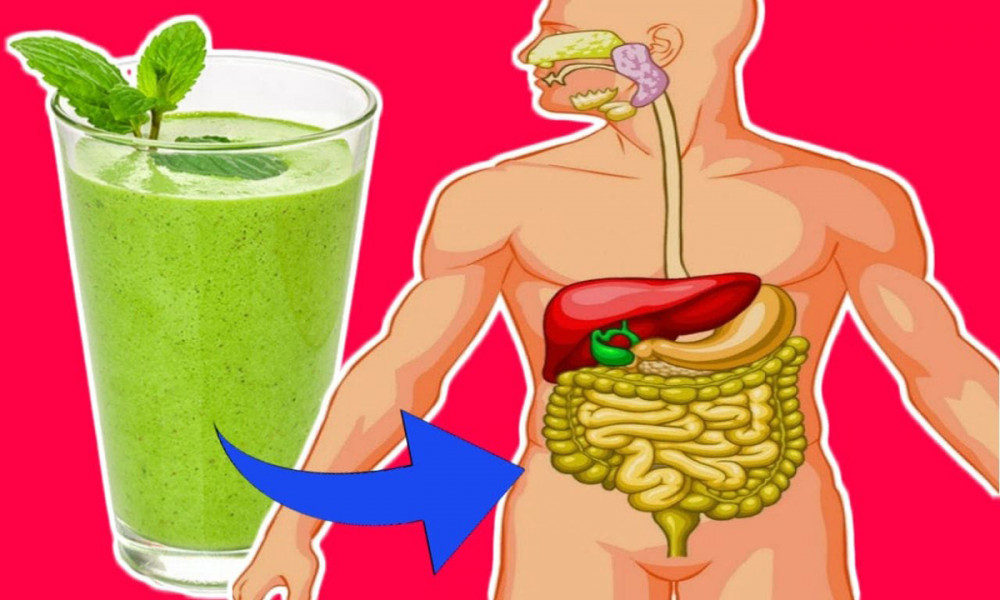 smoothie detox and intestines