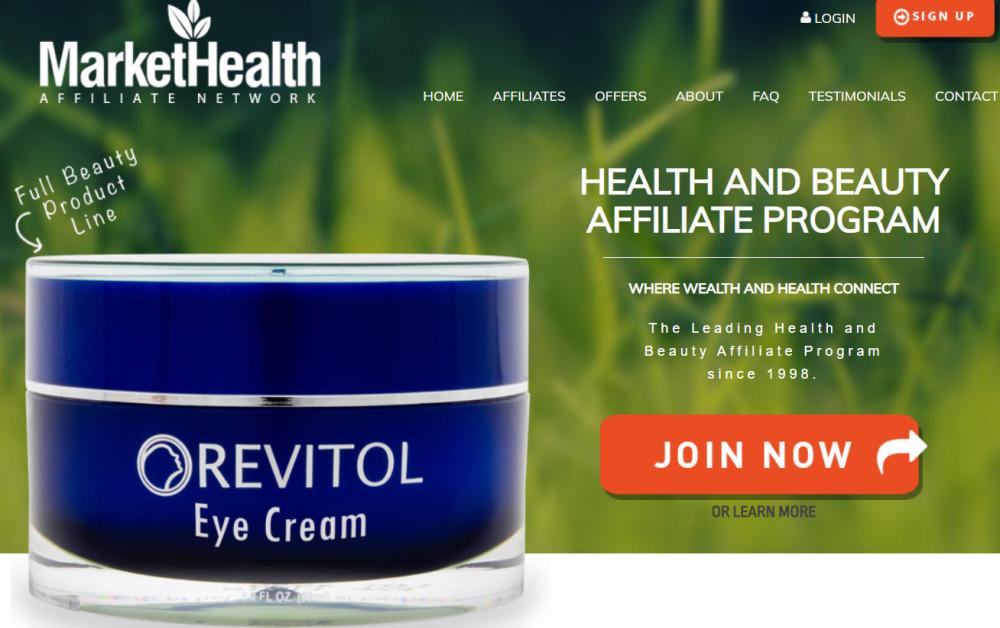 markethealth.com website