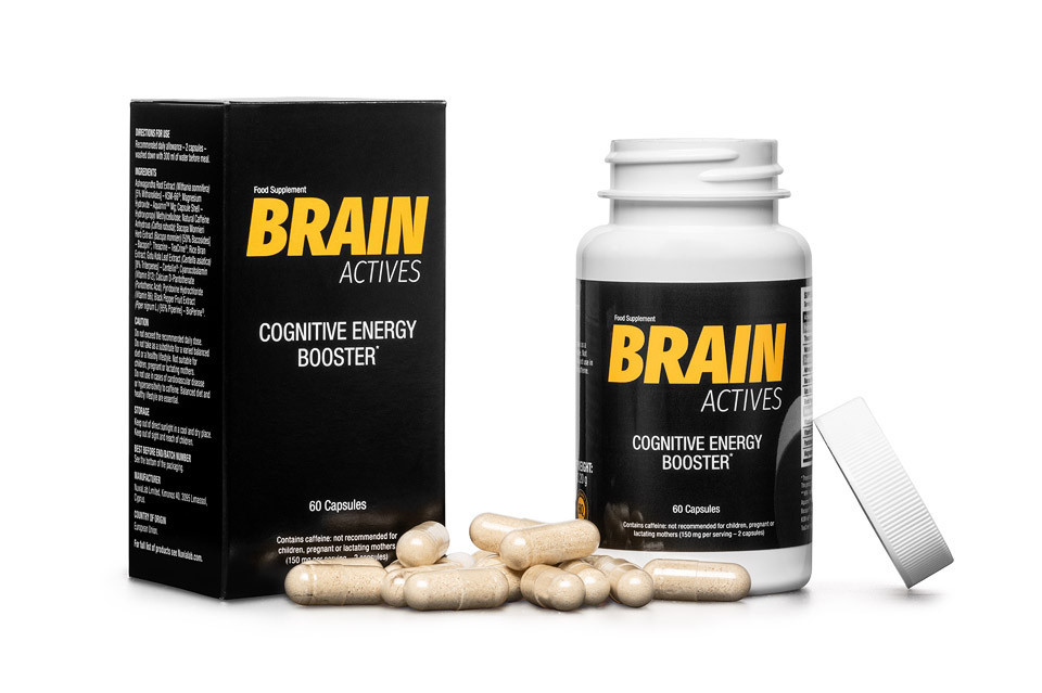 brain actives pack