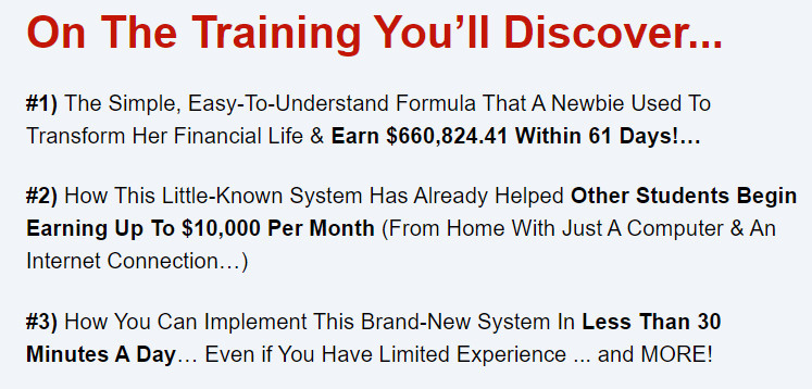 done for you affiliate system