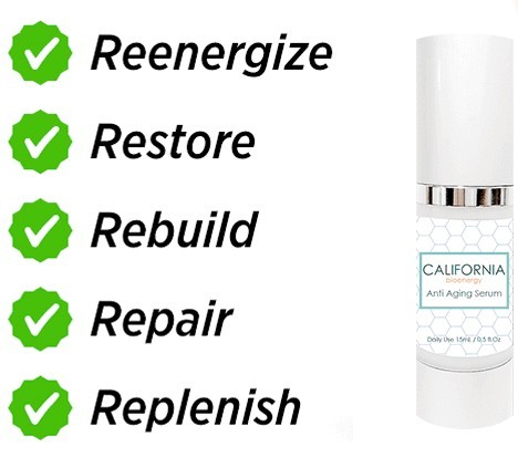 California Bioenergy Anti-wrinkle Serum