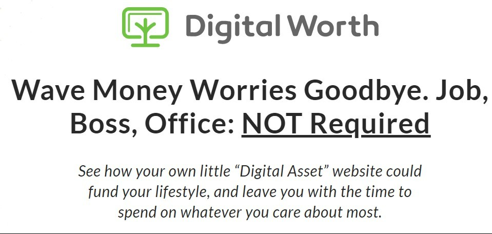 Digital Worth