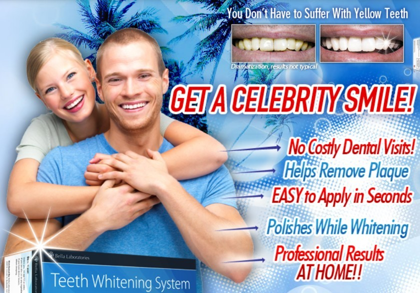 bella teeth whitening