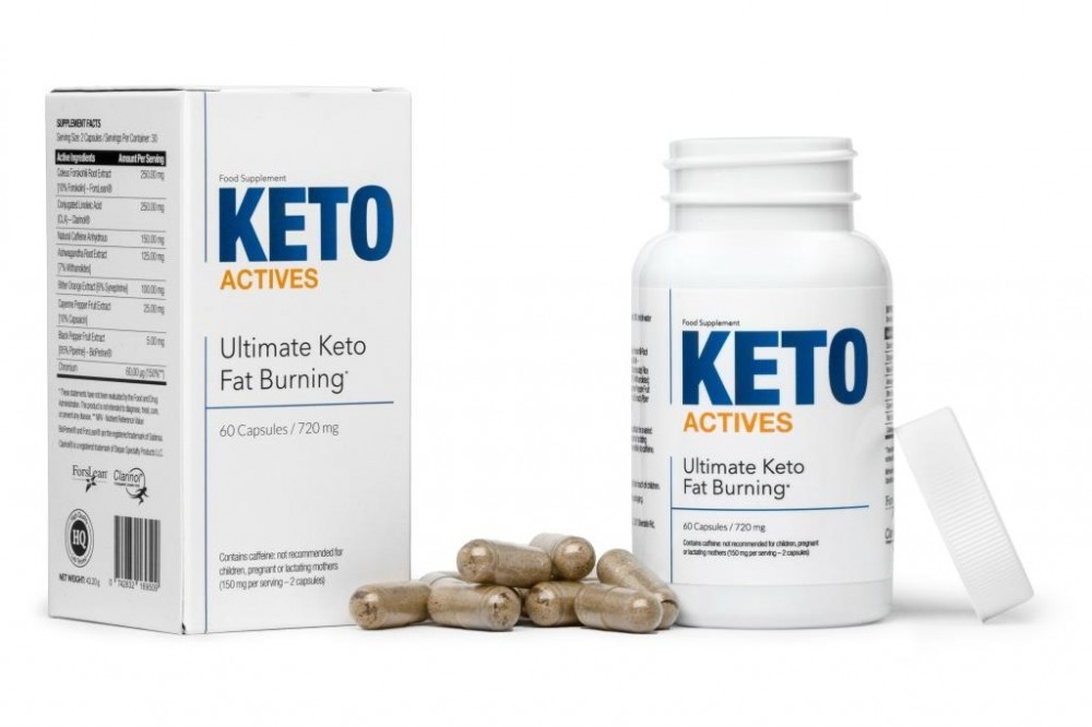 keto actives supplement