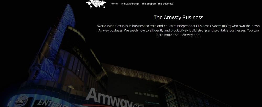 wwdb amway