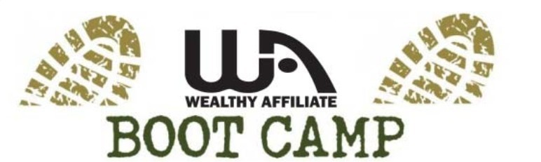 wealthy affiliate boot camp