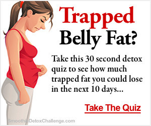 trapped belly fat quiz