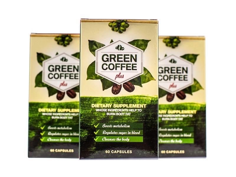 Green Coffee Plus Package