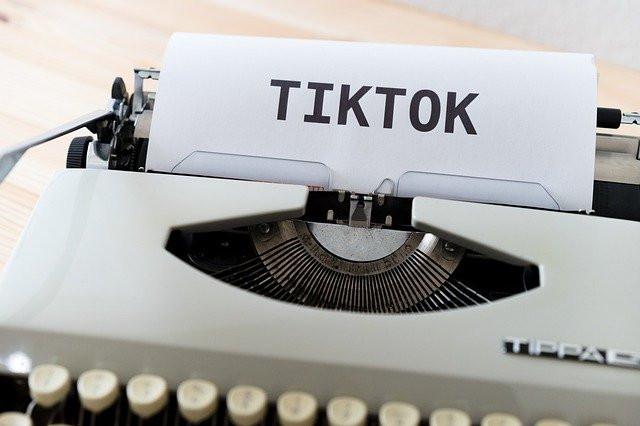 tiktok typewriter