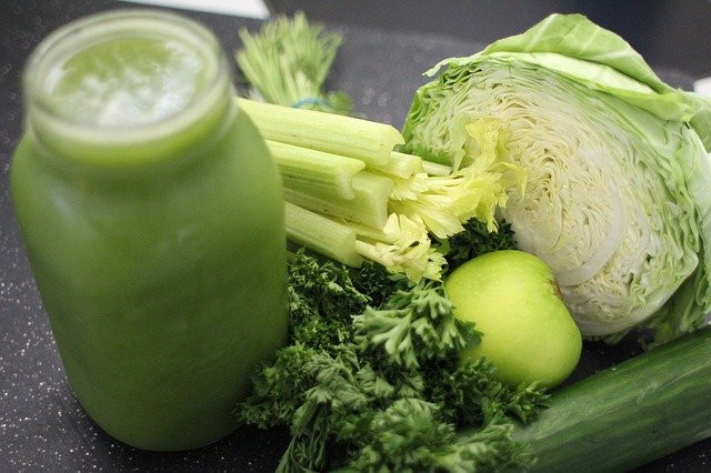 vegetables for the cleanse