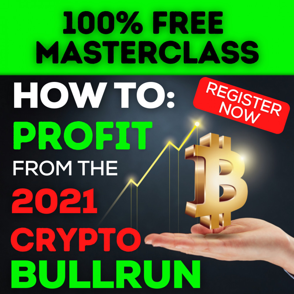 intelligent cryptocurrency master class