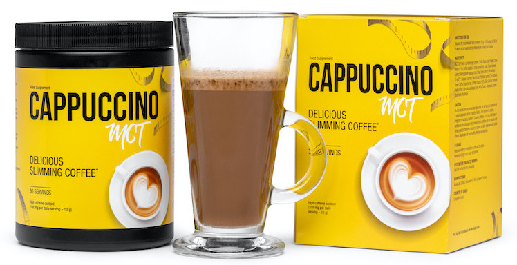 Cappuccino MCT Pack