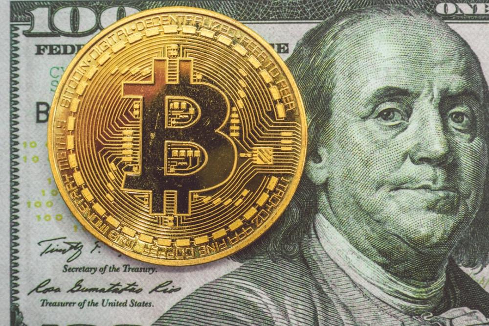 crypto on a dollar