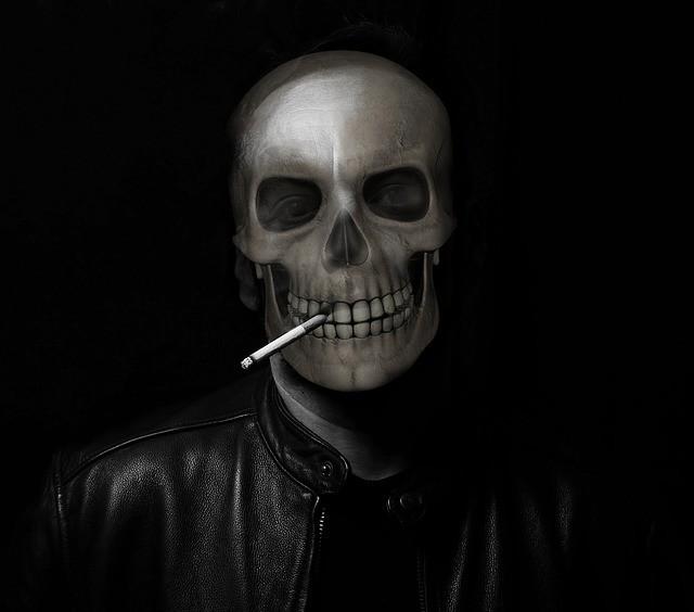 smoking death