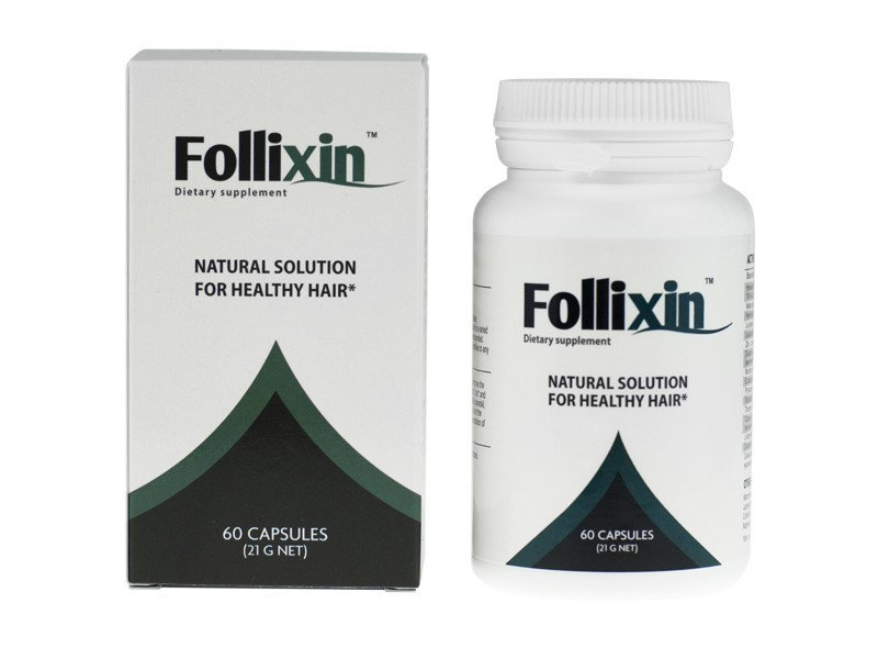 Follixin hair solution