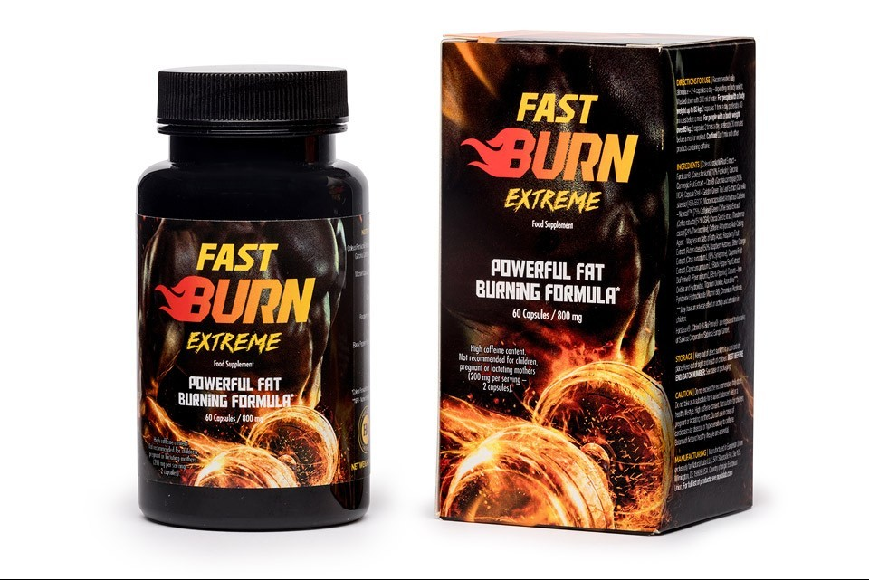 Fast Burn Extreme Fat Burning Formula