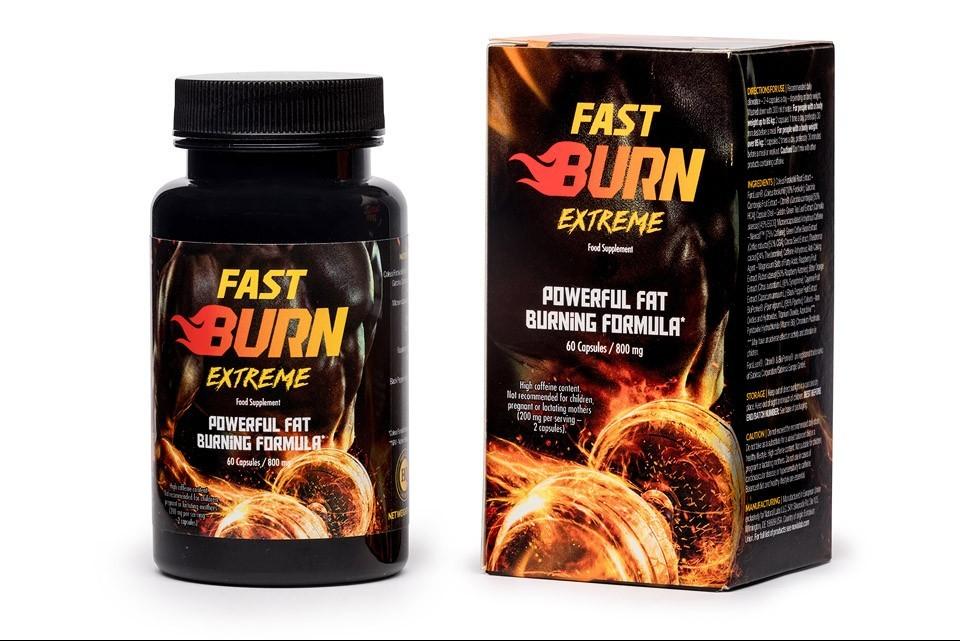 Fast Burn Extreme Fat Burning Formula