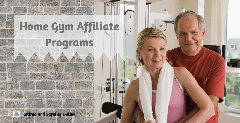 Home Gym Affiliate Programs