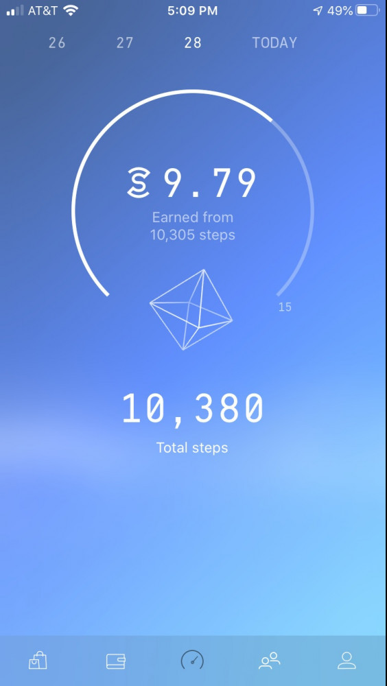 Screenshot of Verified Steps Converted to SWC