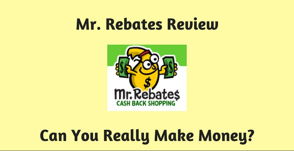 Mr. Rebates Review