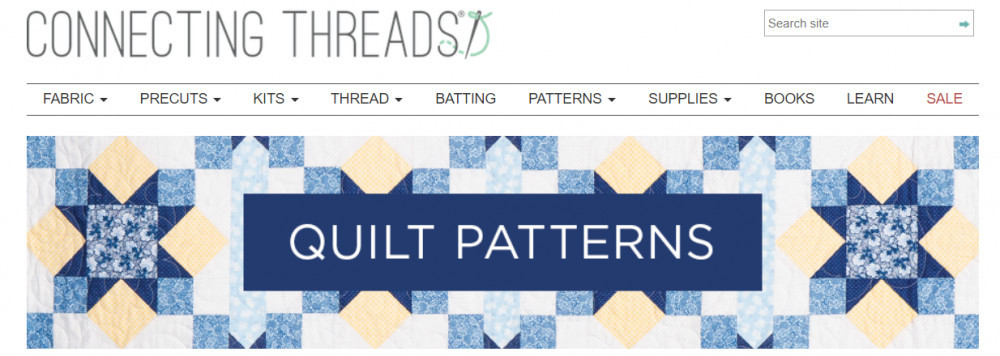 Connecting Threads and Quilting Crafts