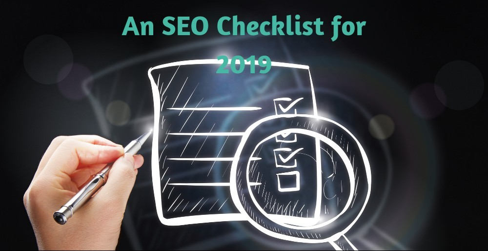 An SEO Checklist for 2019