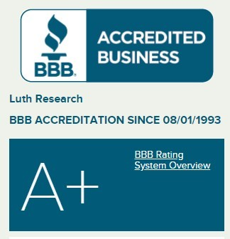 Luth Research BBB Rating
