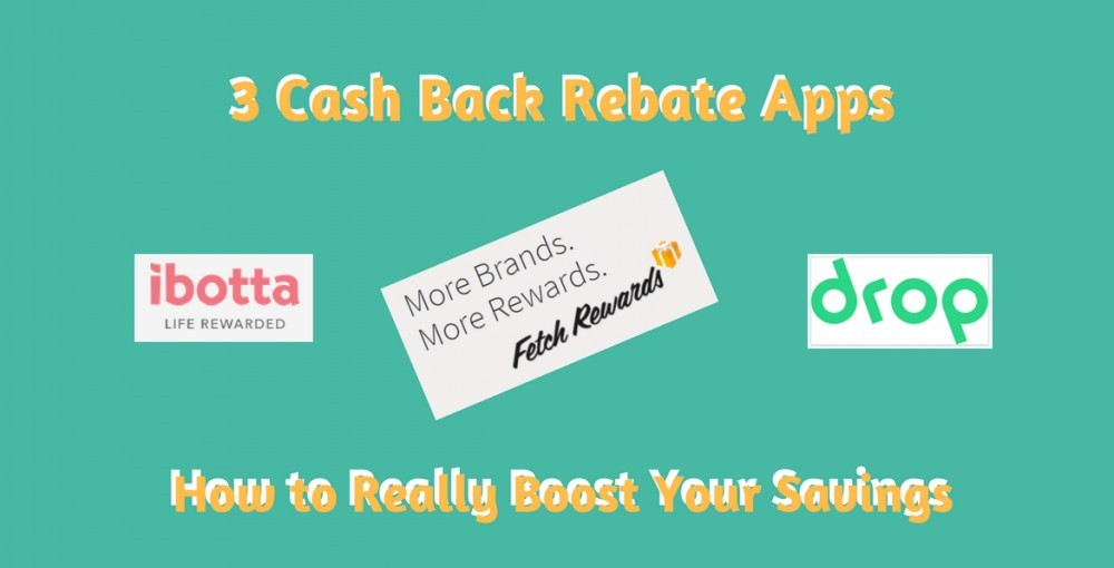 Cash back Rebate Apps