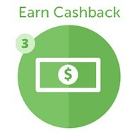 Earn Cashback Rewards through the TopCashback Portal