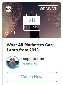 What All Marketers Can Learn from 2018